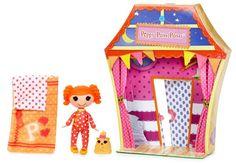 Mini Lalaloopsy Series 8 - Lalaloopsy Doll House