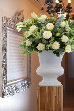 Top of Class Flower from Holland Avalanche+, used on Royal and Celebrity Weddings and award winning shows.