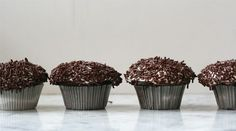 A chocolate cupcake recipe that's just right