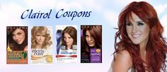 Search for Clairol coupons offer saving on any four different perfect of hair colors—Natural Instincts, Age Defy, Nice N Root touch up and Nice'N Easy hair color to help you get salon-quality of hair color right at home for a fraction of the costs. Best Hair Dye, Root Touch Up, Natural Instinct, Dyed Hair, Coupons, Salons, Hair Color, Beauty, Lounges