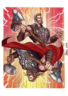 Marvel Comics, Marvel Comic Universe, Comics Universe, Marvel Heroes, Marvel Cinematic Universe, Marvel Avengers, Asgard, Marvel Drawings, The Mighty Thor