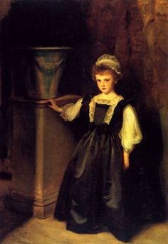 The Honorable Laura Lister 1896 , by artist John Singer Sargent. hand-painted museum quality oil painting reproduction on canvas. John Singer Sargent, Sargent Art, Beaux Arts Paris, Living In London, Harvard Art Museum, John Everett Millais, Charcoal Drawing, Famous Artists, American Artists
