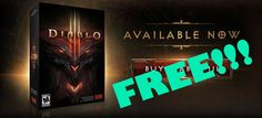 Download Diablo 3 for FREE!!!