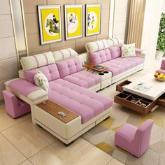 Corner Sofa Design, Living Room Sofa Design, Living Room Sectional, Sectional Sofa, Fabric Sectional, Couch, Wooden Living Room Furniture, Furniture Sofa Set, Wooden Sofa Set Designs
