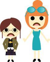 Margo y Lucy  lucy-margo-despicable-me-3-mi-villano-favorito-3