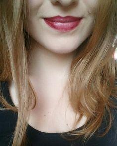 How to ombre lips on blog! Silvervea.blogspot.com
