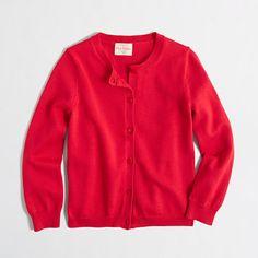 <ul><li>Cotton.</li><li>Long sleeves.</li><li>Rib trim at collar and cuffs.</li><li>Machine wash.</li><li>Import.</li></ul>