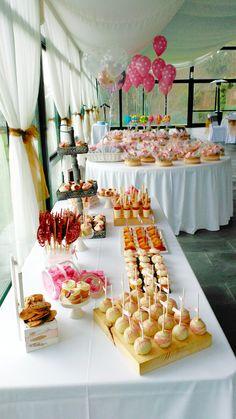Decoración bodas en Pazo Montesclaros #pazomontesclaros #ceremoniaboda #boda #candytable #wedding #galicia #acoruña #decoration #decoracion #sweettable