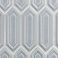 Best Floor Tiles, Wall And Floor Tiles, Ceramic Mosaic Tile, Glazed Ceramic, Mosaic Glass, Hexagon Tiles, Hexagon Shape, Blue Backsplash, Kitchen Backsplash
