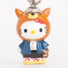 itoyoshis Kitty mascot collection Edo Shokunin/Edo Inban