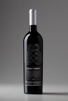 Villa Bucher Chardonnay Label  Art Director: Claudio Venturini  Graphic Designer: Riccardo Angelella  Agency: Key Business Perugia  Client: Villa San Venanzo #taninotanino #vinosmaximum