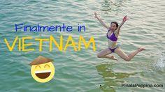 Viaggio in Vietnam Ep. 1 Inizia la nostra mini crociera a Halong Bay #viaggi #viaggiare #vietnam #visitVietnam #travel #video #youtube #vlog #vlogging #vlogger #travelvlogger #travelblogger #pinalapeppina