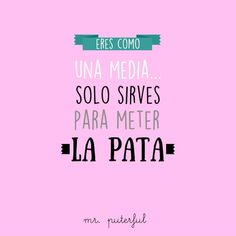 Imagen insertada My Life Quotes, Best Quotes, Funny Memes, Jokes, Funny Note, Mr Wonderful, Funny Phrases, English Phrases, Texts