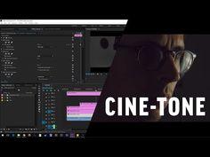 (60) Adobe Premiere Cinematic Tone - YouTube