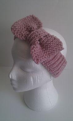 knit head band