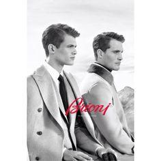 Brioni Autumn/Winter 2013 Campaign    Italian label Brioni taps models Julien Nielsen and Ollie Edwards for its Fall/Winter 2013 campaign, photographed by Collier Schorr.    #FashionablyMale #estudi_de_JoaoChaloemponn #els_homes_vestits_dEJC #JC鎏天佑工作室 #EXCLUSIVE4EJC #photography #fashion #man #men #male #masculinity #model #portrait #portfolio #digits #menswear #apparels #attires #lookbook #showcase #collection #campaign #artwork #XCLUSIVE #JUL2013 #he_forces_me_seeing_his_sexual_hotness…