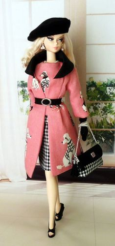 TallulahBelle OOAK for Silkstone Barbie and Fashion Royalty | eBay