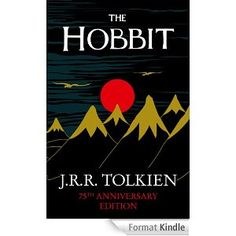 The Hobbit by J.R.R. Tolkien, next book on my list when I finish A Dance With Dragons