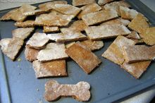 Easy Recipe For Homemade Dog Treats by @FunDogs The Fun Times Guide to Dogs
