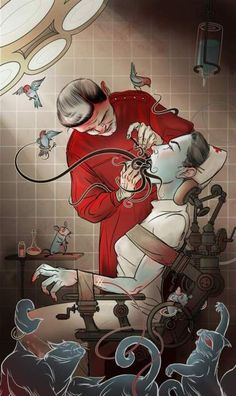 The Dentist by Ryan Smith
