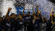 Alianza Lima se consagró campeón de la Copa Inca 2014