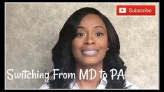 MD to PA ‍⚕️ | Dealing With Pressure From Family & Friends Pa School, Physician Assistant, Friends Family, Youtube