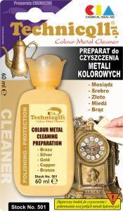 PREPARAT DO CZYSZCZENIA METALI KOLOROWYCH K547Y (5554483216) - Allegro.pl - Więcej niż aukcje.