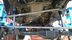 4th gen 4runner solid axle swap. - Página 4 - TwistedAndes