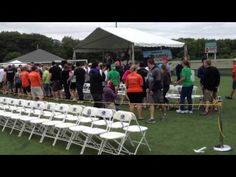 One of the videos from the Musical Chairs World Championship Event .. You will see Katie Woessner rounding the chairs in the white tee-shirt for team Elite Photo Booth NE!!!