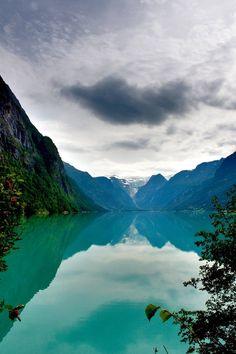 ✯ Briksdalsbreen, Norway
