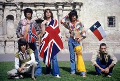 Don't Mess with Texas. The Rolling Stones at the Alamo.