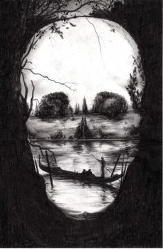 tim plamper-skull illusion