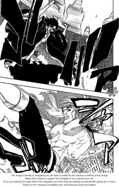 Bleach 667: Bigger, Louder, Stronger at MangaFox.me