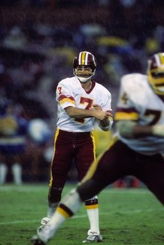 Redskins #7 Joe Theismann