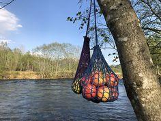 Ravelry: Fruktnett Strikk for havet pattern by Magni Flyum(Market Bag)