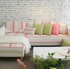38 best sofa cover ideas images throw pillows arredamento chairs rh pinterest com