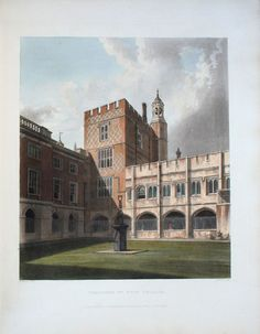 The Cloisters, Eton College