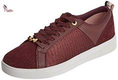 Ted Baker Kulei, Chaussures de Running Femme, Violet (Purple), 36 EU