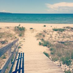 visit @Heather Szumila and go to Lake Huron, Seagull Point, Rogers City, MI #puremichigan