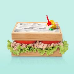 Paul Fuentes | Sandwich