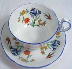 Royal Albert China - Special Collections - Hand Painted