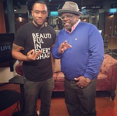 Cedric the Entertainer a proud member of Kappa Alpha Psi