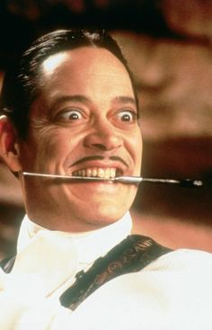 BROTHERTEDD.COM - Addams Family Values (1993) To mirth! To... Addams Family Values, Charles Addams, The Munsters, Famous Men, People, Undercover, Halloween, Holiday, Image