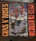Guns N' Roses  Appetite For Destruction 1987 LP pressing with uncensored cover