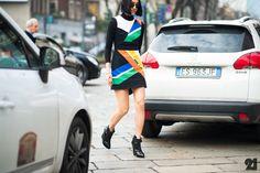 Eva Chen | Milan