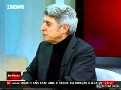 Discussão entre Eliane Castanhêde e Caco Barcelos (trecho censurado)