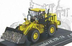 Hyundai HL770-7A Wheel Loader Free Construction Vehicle Paper Model Download…
