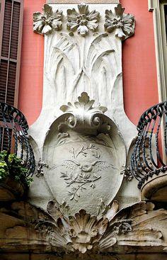 Barcelona - Diputació 235 f by Arnim Schulz, via Flickr