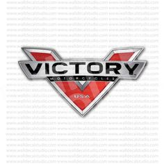 Victory Motorcycles USA V Sign Emblem Sticker for - Stickers Motorcycle Victory Motorcycles, Cars And Motorcycles, Indian Motorcycles, Motorcycle Stickers, Chevrolet Silverado, Chevy Trucks, Victory Mc, Victorious, Harley Davidson