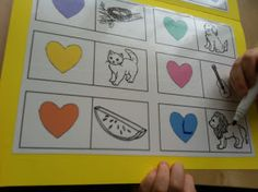 We've completed The Letter of the Week  twice through, and to end our recent session, Butterfly has completed some Letter Review Work.  Her...